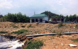 Đẩy nhanh tiến độ khắc phục sự cố ô nhiễm tại bãi rác Hòn Rọ