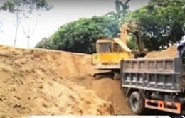 Phê bình Phó Chủ tịch huyện Thọ Xuân vì sai sót trong quản lý khoáng sản