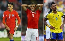 VIDEO: Điểm mặt các ngôi sao sẽ vắng mặt tại World Cup 2018