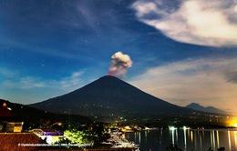 Núi lửa Bali có dấu hiệu hoạt động mạnh hơn