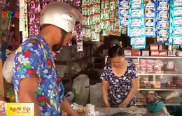 Chợ vùng biên Việt Nam - Campuchia ổn định đời sống người dân hai nước