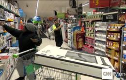Doanh số bán lẻ ở Anh giảm mạnh trong tháng 5