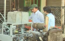 """""""Nhà sáng chế"""" của nông dân miền núi Sơn Hòa, Phú Yên"""