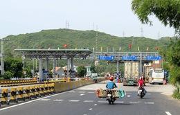 Phú Yên giảm giá vé cho một số loại xe qua Trạm thu phí Bàn Thạch