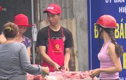 Nâng giá thu mua lợn hơi bình ổn ở Đồng Nai