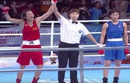 Nguyễn Thị Tâm giành HCV châu Á đầu tiên cho Boxing Việt Nam