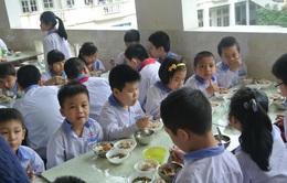 Triển khai phần mềm xây dựng thực đơn bữa ăn học đường