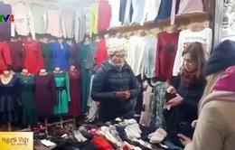 Mùa kinh doanh của bà con người Việt tại Kiev, Ukraine