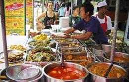 Bangkok mạnh tay với hàng rong, quán ăn vỉa hè