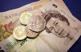 Đồng Bảng yếu giúp làm tăng nhu cầu đối với hàng hóa của nước Anh