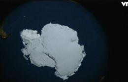 Băng ở Bắc Cực thấp kỉ lục