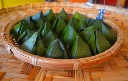 Bánh ít lá gai Bình Định và Nem chả chợ Huyện có thương hiệu tập thể