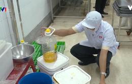 Siết an toàn thực phẩm mùa Trung thu