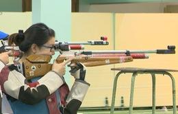 Đoàn Tp. Hồ Chí Minh gây ấn tượng ở ngày thi đấu thứ 2 giải vô địch bắn súng toàn quốc 2017