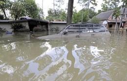 Thiếu niên gây sốt cộng đồng mạng khi nhảy dưới mưa ở Texas