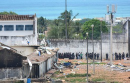 Brazil lập lại kỷ cương tại các nhà tù
