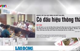 Khuất tất tại gói thầu xe bus Hà Nội: Có dấu hiệu thông thầu