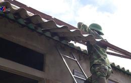 Quảng Trị: Giúp dân khắc phục thiệt hại do bão số 4