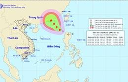 Bão số 8 giật cấp 10 tiến về Hồng Kông (Trung Quốc)