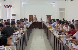 Đoàn kiểm tra của Bộ TT&TT làm việc với các cơ quan báo chí tại Cần Thơ