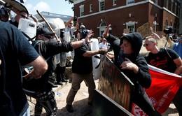 Giới chức Mỹ lên án vụ bạo lực tại bang Virginia