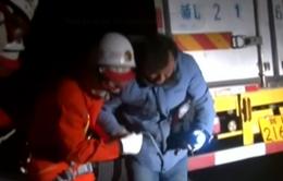 Hơn 4.500 người mắc kẹt trong bão cát tại Trung Quốc
