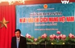 Kỷ niệm Ngày báo chí cách mạng Việt Nam tại Czech