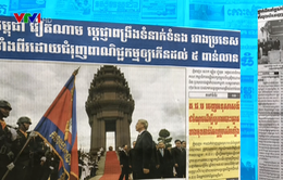 Báo chí Campuchia quan tâm đặc biệt tới chuyến thăm của Tổng Bí thư Nguyễn Phú Trọng