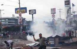 Honduras ban bố tình trạng khẩn cấp nhằm trấn áp bạo động