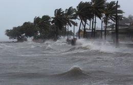 Siêu bão Irma đổ bộ vào vùng biển Caribe