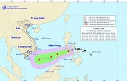 Trưa 18/12 bão Kai-Tak sẽ vào Biển Đông và mạnh thêm, Bắc Bộ và Bắc Trung Bộ vẫn rét đậm diện rộng, vùng núi rét hại