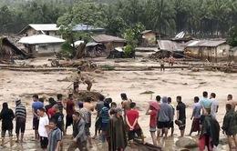 Vì sao bão Tembin gây thiệt hại nặng ở Philippines?