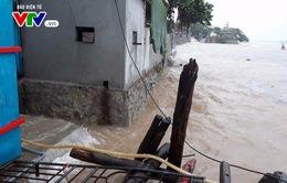 Thanh Hóa: Thêm một người chết do ảnh hưởng của bão số 10