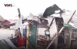 Quảng Bình: Người dân khốn khó sau bão