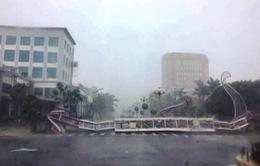 Quảng Bình ảnh hưởng lớn do bão số 10