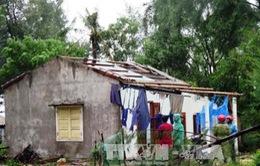 Quảng Trị tập trung khắc phục hậu quả thiệt hại do bão số 10