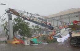 Phú Yên tập trung ổn định cuộc sống người dân sau cơn bão số 12