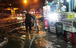 Gần 200 gia đình tại TP.HCM bị ảnh hưởng bởi cơn bão số 14