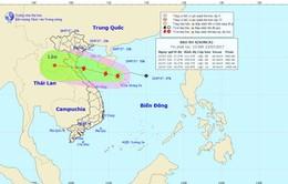 Yêu cầu ứng trực 24/24 giờ đối với bão số 4
