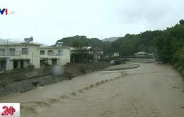 Nhật Bản ban hành cảnh báo cao nhất về bão Talim