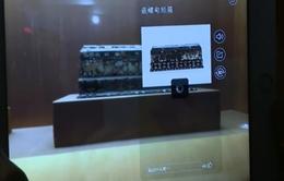 Trung Quốc: Mang công nghệ thực tế ảo vào bảo tàng