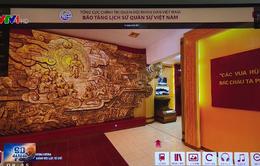 Bảo tàng ảo 3D thu hút khách tham quan