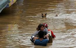 Hàng triệu người trên thế giới đối mặt với lũ lụt
