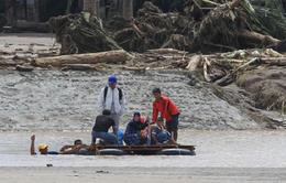 Philippines: Con số thiệt mạng vì bão Tembin tăng lên 200 người