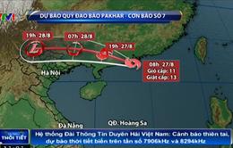 Bão số 7 đang di chuyển khá nhanh về phía đất liền Trung Quốc