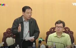 Bộ NN&PTNT khảo sát công tác ứng phó bão 16 tại Kiên Giang
