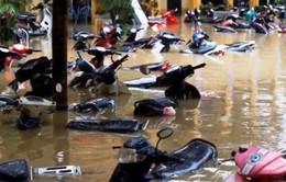 Lũ lụt miền Trung qua góc nhìn của báo nước ngoài