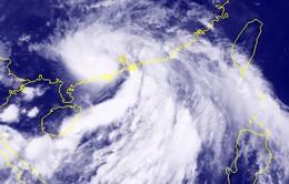 Bão số 7 đổ bộ miền Nam Trung Quốc gây mưa to