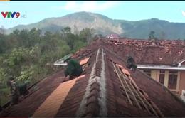 Hà Tĩnh đề nghị hỗ trợ 1.300 tỷ đồng khắc phục thiệt hại bão số 10
