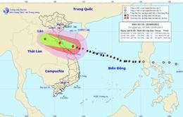 Các tỉnh miền Trung cho học sinh nghỉ học tránh bão